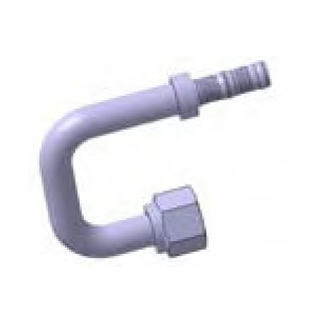 O ring female swivel - tube connection 06-06S