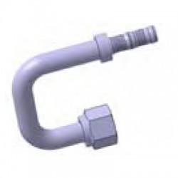 O ring female swivel - tube connection 12-12S