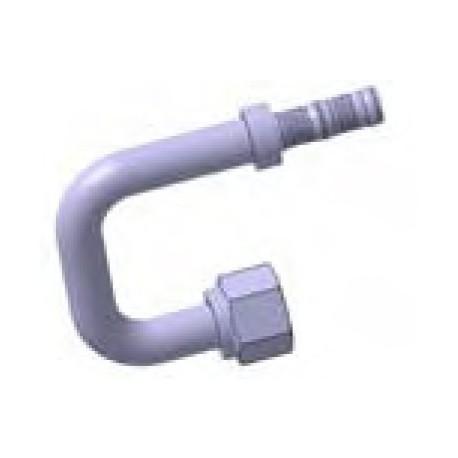 O ring female swivel - tube connection 12-14S